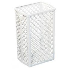 510 Корзина-сетка для полотенец пластмассовая 35л