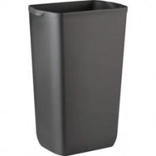 742NE Корзина пластмассовая 23л черная