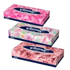 Серветки Kleenex в коробці, 2х шарові, 70 шт
