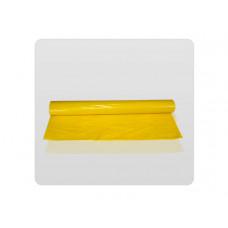Мішки для сміття 60 л міцні жовті (50 шт)