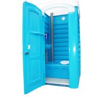Туалетні та душові кабіни
