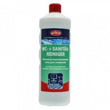 Висококонцентрований гель для санвузлів WC + SANITARREINIGER Grun 1л 100035-001-033