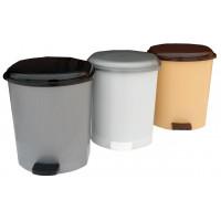 Відра і корзини пластикові