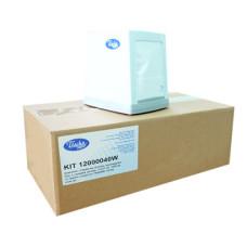 Комплект серветки столові L-складка та тримач KIT 12000040W
