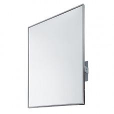 EP0300CS Зеркало с окантовкой из нержавеющей стали поворотное