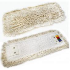 Моп хлопковый BestMop с карманами и ушками 40 см, FLT012