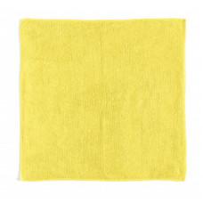 Серветка мікрофібра Multi-T жовта TCH101030