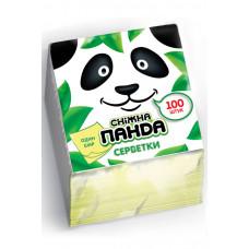 Серветки Panda 25 * 25,100 шт