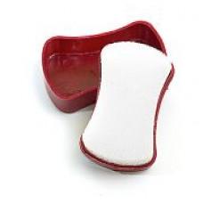 Чистик для обуви фигурный ( пластиковая упаковка)