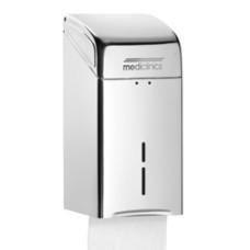 DTH100C Держатель туалетной бумаги  V складка глянцевый