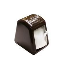 564 коричневый  Держатель салфеток столовых