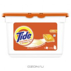 Tide Капсулы Touch of Lenor Fresh автомат 15шт
