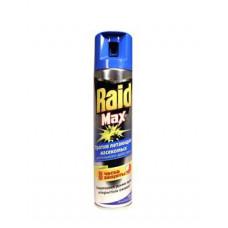 RAID Аерозоль від комах і комарів 300мл