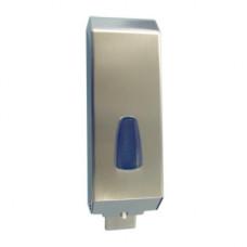 Дозатор мила рідкого нержавіюча сталь матовий 1,2 л 542S