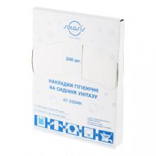 Гігієнічні накладки на унітаз КТ-200МК