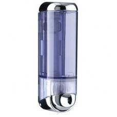 Дозатор мила рідкого пластик прозорий глянцевий 0,25 л 605S