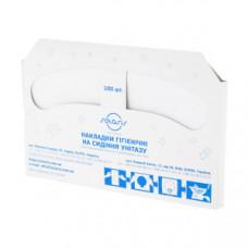 Накладки гігієнічні (в 1 фальц) в коробці, 100 шт Соляр-Б-100