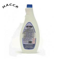 Знежирювальний засіб з дезінфікуючим ефектом 0,75л Bio Food 04BFOODM750A288
