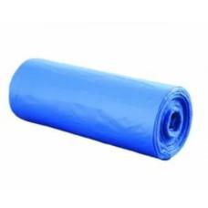 M 501Blue Мешки для мусора полиэтиленовые 120л Крепкие Чистота И БЛЕСК
