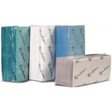 Паперові рушники V-складка
