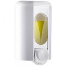 Дозатор жидкого мыла 1,1л с окном ACQUALBA 563WIN2