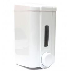 Дозатор жидкого мыла 500 мл белый S2