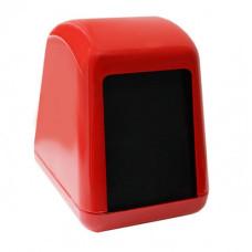 564R  Держатель салфеток столовых красный