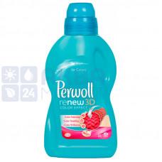 Perwoll Жидкое средство для стирки цветных тканей 1 л Color Effect 3D