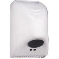 071-100 Сушилка для рук пластик белый 1000Вт