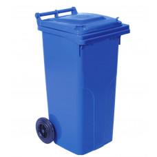 Бак для сміття на колесах з ручкою 120 л 3072