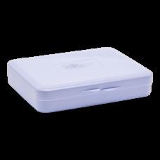 Коробка для гігієнічних прокладок бузкова 5351