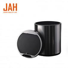 Сенсорне відро для сміття JAH 20 л кругле темно-срібний металік без внутрішнього відра 6375