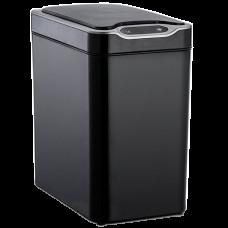 Сенсорне відро для сміття JAH 12 л прямокутне чорне 6409