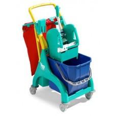 Візок для прибирання NICK Plus 10 6509