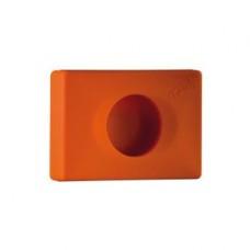 Тримач гігієнічних пакетів помаранчевий 584AR