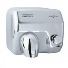 Сушилка для рук SANIFLOW Push Button глянцевая с кнопкой  2250Вт