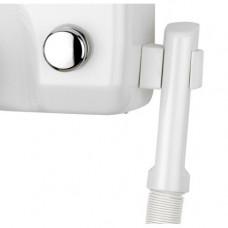 Фен для волосся зі шлангом SANYFLOW сталь покрита білою фарбою 1000Вт SC1088HT