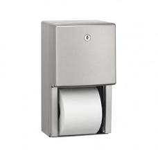 PR0700CS Держатель бумаги туалетной стандарт  нержавеющая сталь сатинированная толщиной 0,8 мм PR0700CS
