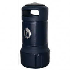 Вулична урна для сміття MiniPlaza 63 л G304