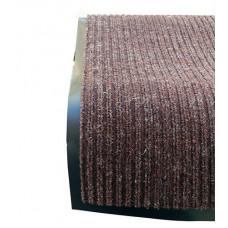 Грязезащитный коврик Дабл Стрипт, 120*150 шоколад