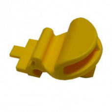 Кнопка жовта для основи S030559