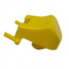 Кнопка жовта для основи S030569