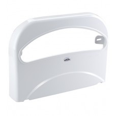 Тримач накладок Maxi на унітаз пластик білий KKDB127w