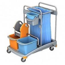 Візок для прибирання приміщень TSS-0003