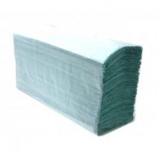 Рушники паперові зелені Р 402
