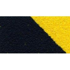 H3401D25 Противоскользящая лента Heskins Черно-Желтая Стандартная 25мм - 18.3 метра